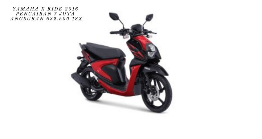 Gadai BPKB Motor Yamaha